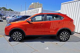 2018 MG GS SAS2 MY17.5 Excite DCT 2WD Orange 7 Speed Sports Automatic Dual Clutch Wagon