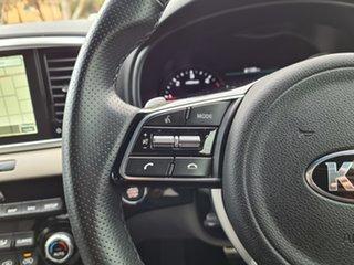 2018 Kia Sportage QL MY19 GT-Line AWD Silver 8 Speed Sports Automatic Wagon