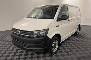 2018 Volkswagen Transporter T6 MY18 TDI340 SWB DSG White 7 speed Automatic Van