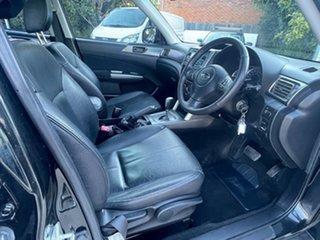 2011 Subaru Forester S3 MY11 XT AWD Premium Black 4 Speed Sports Automatic Wagon.