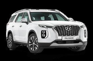2021 Hyundai Palisade LX2.V2 Palisade White Cream 8 Speed Automatic
