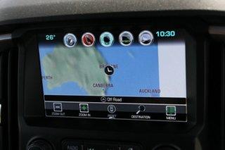 2016 Holden Colorado RG MY17 LTZ Pickup Crew Cab Grey 6 Speed Manual Utility