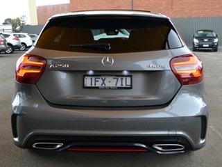 2016 Mercedes-Benz A-Class W176 806MY A250 D-CT 4MATIC Sport Grey 7 Speed