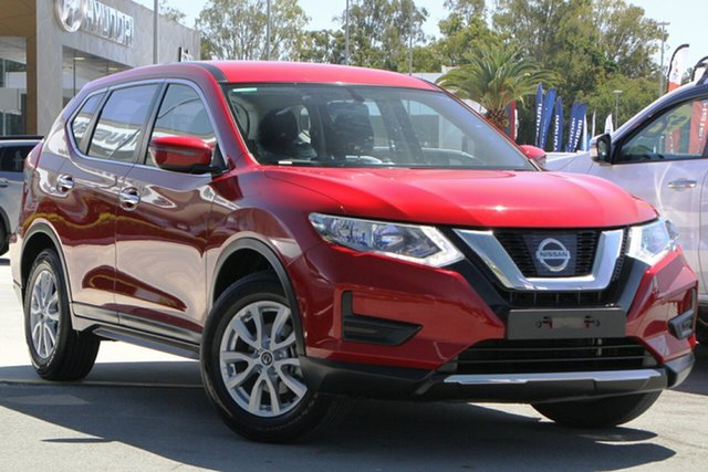 Used Nissan X-Trail T32 Series II ST X-tronic 2WD Aspley, 2019 Nissan X-Trail T32 Series II ST X-tronic 2WD Red 7 Speed Constant Variable Wagon