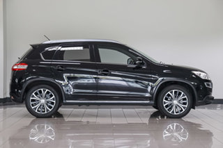 2015 Peugeot 4008 MY15 Active 2WD Black 6 Speed Constant Variable Wagon