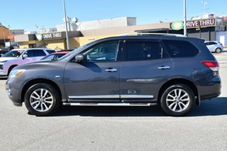 2014 Nissan Pathfinder R52 MY14 ST-L X-tronic 2WD Grey 1 Speed Constant Variable Wagon