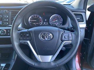 2014 Toyota Kluger GSU55R GXL AWD Red 6 Speed Sports Automatic Wagon