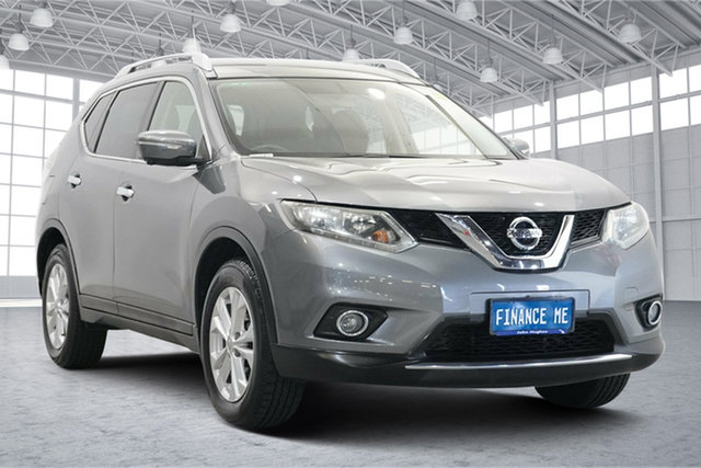 Used Nissan X-Trail T32 ST-L X-tronic 2WD Victoria Park, 2014 Nissan X-Trail T32 ST-L X-tronic 2WD Grey 7 Speed Constant Variable Wagon