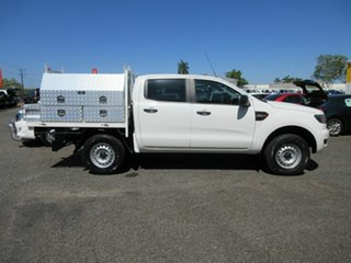2015 Ford Ranger PX MKII XL White 6 Speed Sports Automatic Double Cab