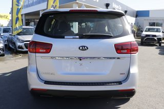 2019 Kia Carnival YP MY19 S Silky Silver 8 Speed Sports Automatic Wagon