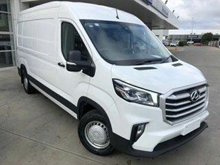 2021 LDV Deliver 9 MY21 Mid Roof LWB White 6 Speed Manual Van.