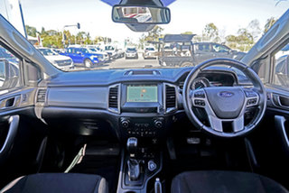 2018 Ford Ranger PX MkIII 2019.00MY XLT White 6 Speed Sports Automatic Utility