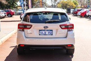 2021 Subaru Impreza G5 2.0I-S White Constant Variable Hatchback.