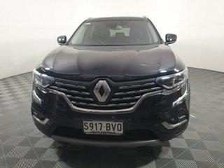2018 Renault Koleos HZG Intens X-tronic Black 1 Speed Constant Variable Wagon.