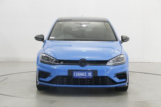 2020 Volkswagen Golf 7.5 MY20 R DSG 4MOTION Final Edition Blue 7 Speed Sports Automatic Dual Clutch.