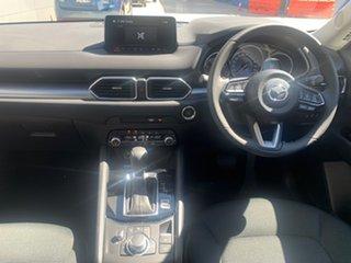 2021 Mazda CX-5 KF4WLA Maxx SKYACTIV-Drive i-ACTIV AWD Sport Snowflake White 6 Speed