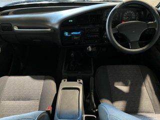 1993 Toyota Landcruiser HDJ80R GXL White 5 Speed Manual Wagon