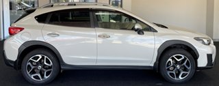 2018 Subaru XV G5X MY18 S-Edition Lineartronic AWD White 7 Speed Constant Variable Wagon.