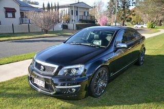 2015 Holden Special Vehicles Grange Gen F2 Black 6 Speed Auto Active Sequential Sedan