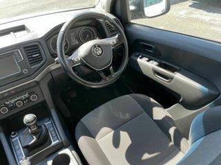 2017 Volkswagen Amarok 2H MY16 TDI400 Core (4x4) White 6 Speed Manual Dual Cab Utility