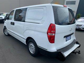 2010 Hyundai iLOAD TQ-V White 5 Speed Manual Van.