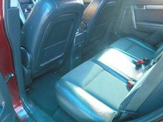 2009 Holden Captiva CG MY09.5 CX AWD Maroon 5 Speed Sports Automatic Wagon