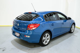 2014 Holden Cruze JH Series II MY14 Equipe Blue 6 Speed Sports Automatic Hatchback