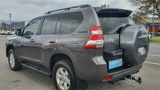 2013 Toyota Landcruiser Prado KDJ150R MY14 GXL Grey 5 Speed Sports Automatic Wagon.