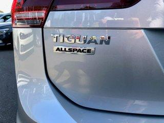 2021 Volkswagen Tiguan 5N MY21 162TSI Wolfsburg Edition DSG 4MOTION Allspace Pyrite Silver 7 Speed
