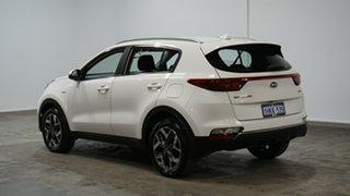 2018 Kia Sportage QL MY19 Si AWD Premium White 8 Speed Sports Automatic Wagon.