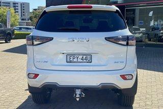 2021 Isuzu MU-X RJ MY21 LS-T (4x4) Mineral White 6 Speed Auto SEQ Sports Mode Wagon.