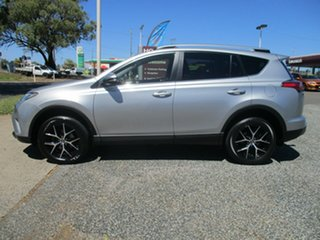 2017 Toyota RAV4 ZSA42R GXL 2WD Silver 7 Speed Constant Variable Wagon.