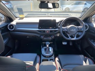 2021 Kia Cerato BD MY22 GT DCT Clear White 7 Speed Sports Automatic Dual Clutch Hatchback