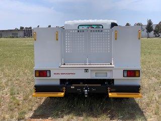 2021 Isuzu N Series NPR 45/55-155 Servicepack AMT