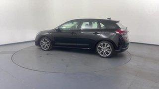 2019 Hyundai i30 PD.3 MY19 N Line D-CT Premium Black 7 Speed Sports Automatic Dual Clutch Hatchback