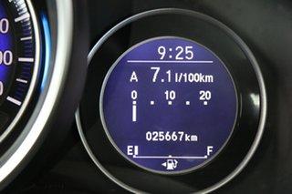 2015 Honda Jazz GF MY15 VTi Black 5 Speed Manual Hatchback