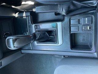 2011 Toyota Landcruiser Prado KDJ150R GXL Blue Pacific 5 Speed Sports Automatic Wagon