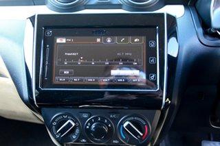 2017 Suzuki Swift FZ MY15 GL Navigator Black 4 Speed Automatic Hatchback.