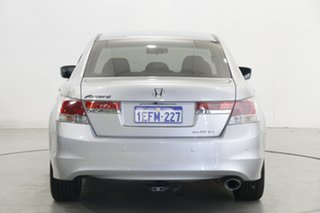 2012 Honda Accord 8th Gen MY12 Limited Edition Silver 5 Speed Sports Automatic Sedan