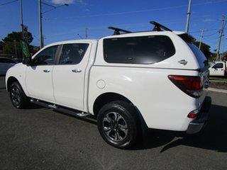 2015 Mazda BT-50 UR0YF1 XTR White 6 Speed Sports Automatic Utility.