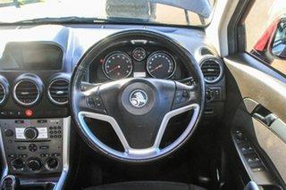 2012 Holden Captiva CG Series II MY12 5 Red 6 Speed Manual Wagon