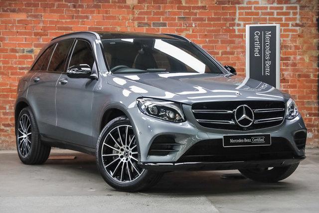 Certified Pre-Owned Mercedes-Benz GLC-Class X253 809MY GLC200 9G-Tronic Mulgrave, 2019 Mercedes-Benz GLC-Class X253 809MY GLC200 9G-Tronic Selenite Grey 9 Speed Sports Automatic
