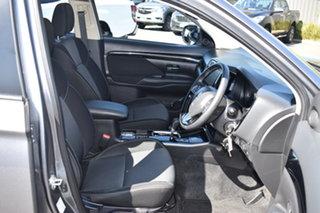 2020 Mitsubishi Outlander ZL MY20 ES 2WD Titanium Grey 6 Speed Constant Variable Wagon