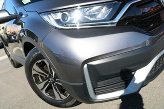 2021 Honda CR-V RW MY21 VTi FWD 7 Modern Steel 1 Speed Constant Variable Wagon.