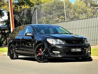 2016 Holden Commodore VF II MY16 SS V Sportwagon Redline Black 6 Speed Sports Automatic Wagon.