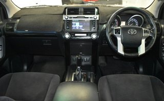 2013 Toyota Landcruiser Prado KDJ150R MY14 GXL (4x4) Blue 5 Speed Sequential Auto Wagon.