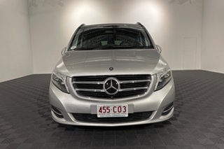 2017 Mercedes-Benz V-Class 447 V250 d 7G-Tronic + Avantgarde Silver 7 speed Automatic Wagon.