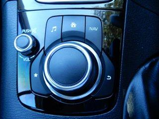 2014 Mazda 3 BM5438 SP25 SKYACTIV-Drive Ruby Red 6 Speed Sports Automatic Hatchback