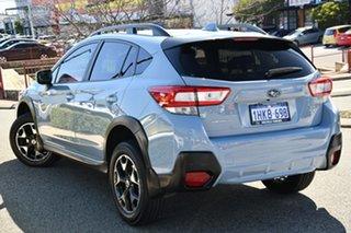 2018 Subaru XV G5X MY18 2.0i-L Lineartronic AWD Grey 7 Speed Constant Variable Wagon.