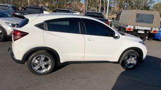 2018 Honda HR-V MY17 VTi-S Taffeta White 1 Speed Constant Variable Hatchback